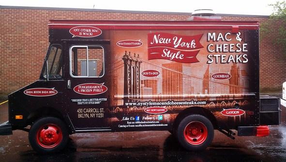 New York Style Mac & Cheese Steaks