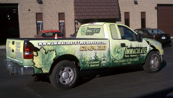 Immaculate Tree Service