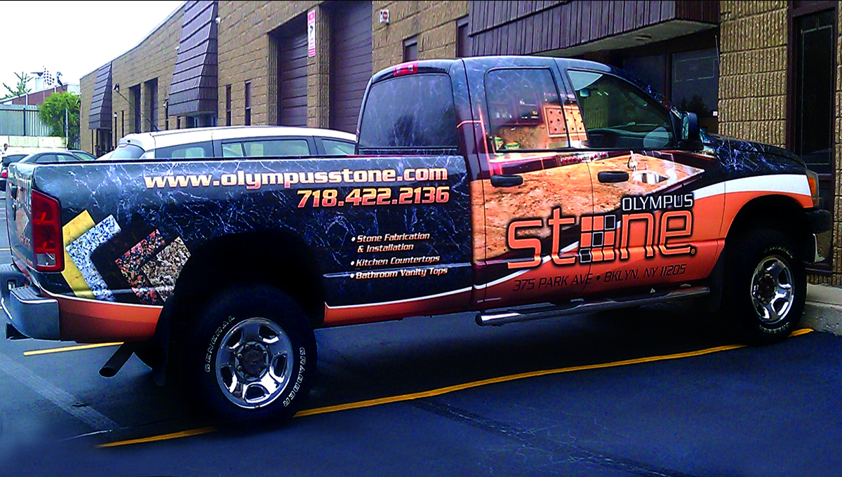 Sign Central Wraps Pickups