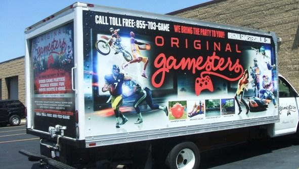 Original Gamesters