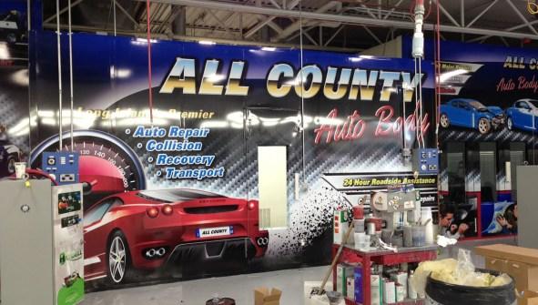 All County Auto Body