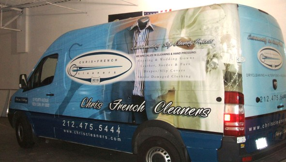 Chris French Cleaners