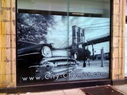 City Chemist