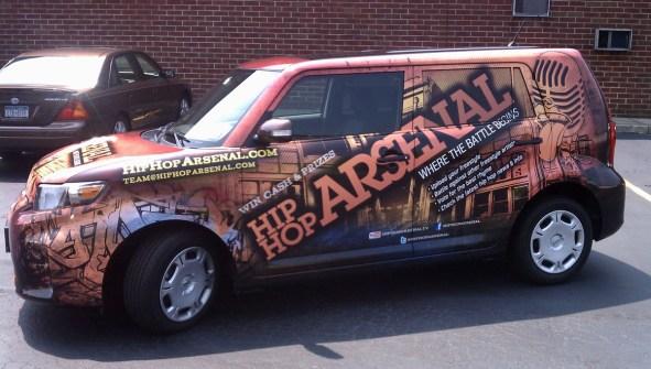 Hip Hop Arsenal