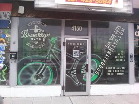 Brooklyn Mayd Powersports
