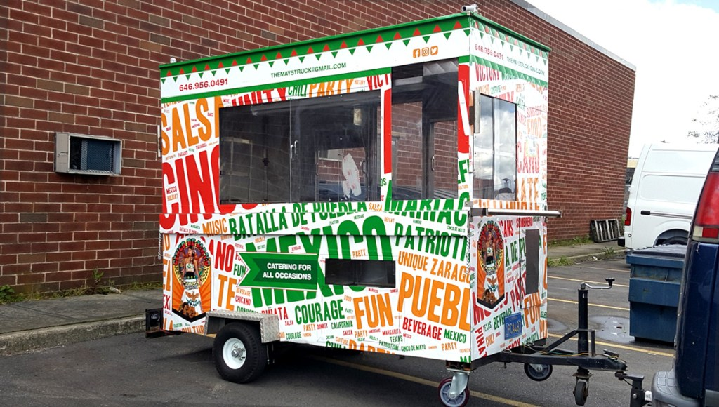 The May 5th Truck