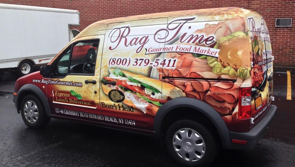 Rag Time Gourmet Food Market