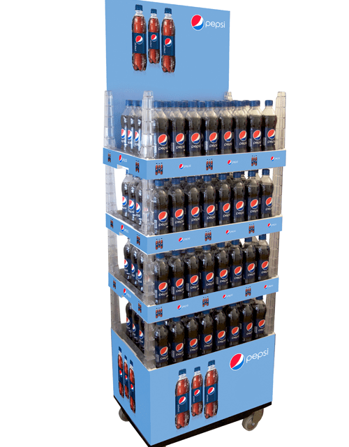 Retail display units with a difference