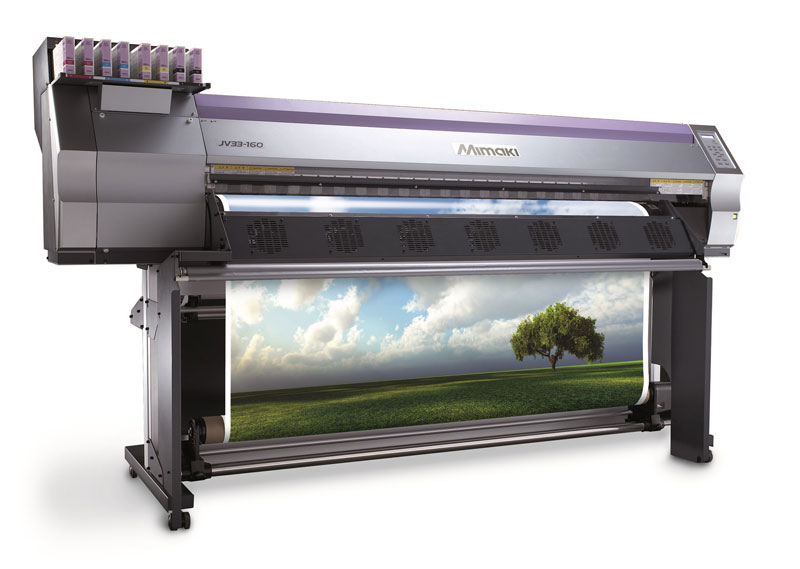 Caravelle Creative trebles its output with a JV33-160