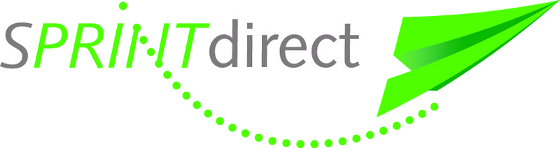 Sprint Direct logo web