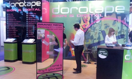 Zoned presentation by Doro Tape