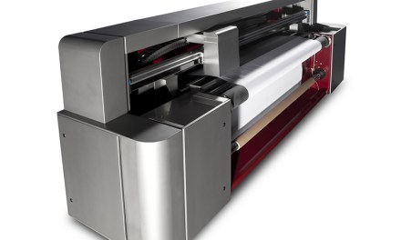 Hollanders introduces modular machine at FESPA
