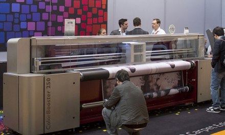 Digital textile printing gets a boost
