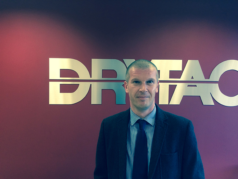 Phil Webster joins Drytac