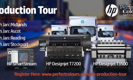 Perfect Colours extends its HP tour