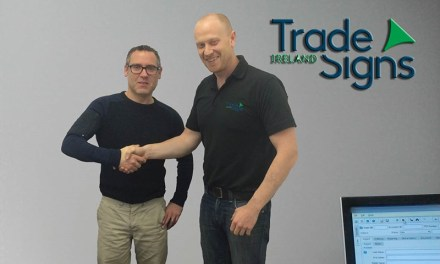 Trade Signs opens in Dublin