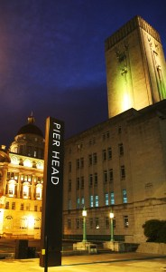 The-Pier-Head-Liverpool,-nine-metre-high-totem-(1)