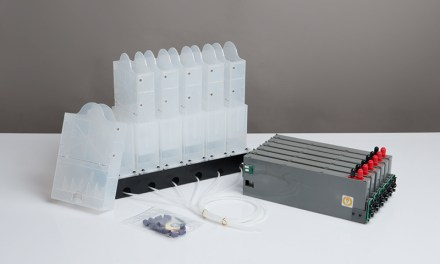 Save with InkTec's bulk filling system