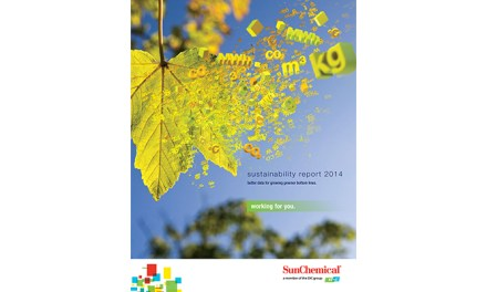 Sun Chemicals publishes 2014 Sustainability Report