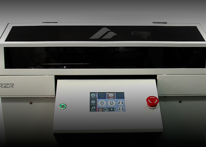 Azon's razor sharp new printer