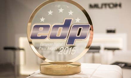 EDP award for Mutoh