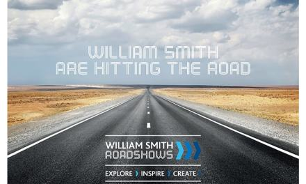 William Smith hits the road