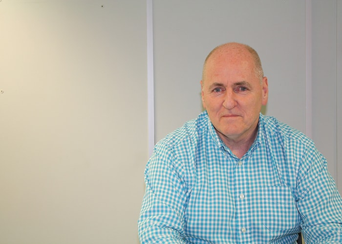 Goodbye Bill – after 25 years at sign specialists Wrights Plastics