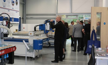 Axyz enjoys Open House success