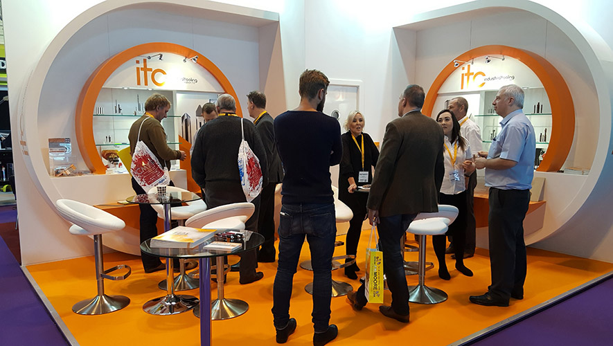 The-Colourful-New-ITC-Stand-Was-Always-Busy-at-Sign-UK-2016