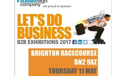 The Sussex Sign Co sponsors LDB Brighton Expo
