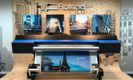 Spandex provides ImagePerfect profiles for Roland printers