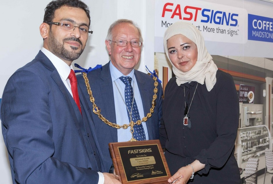 Fastsigns opens in Maidstone