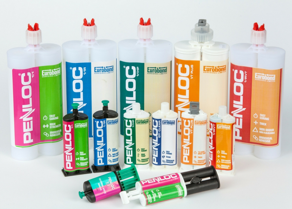 2 part structural adhesives from eurobond