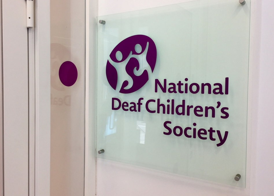 Office transformation for deaf children s charity sign directions online - National express head office number ...