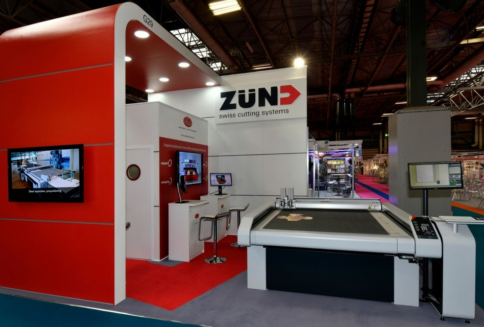 See Zünd UK at Packaging Innovations