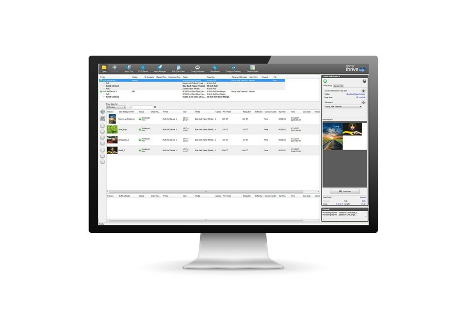 Onyx Graphics releases ONYX 12.2 software