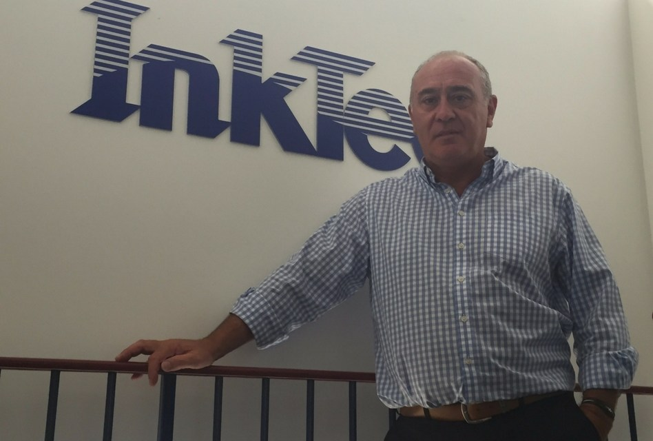 InkTec recruits Peter Davidson
