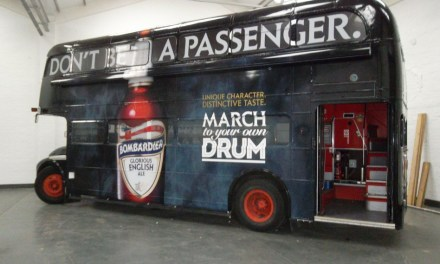 All Aboard for Bombardier