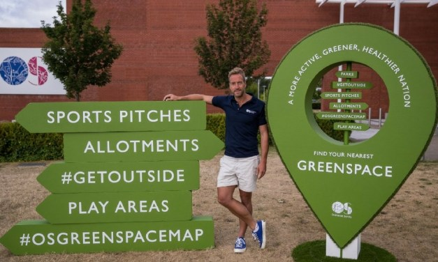 Greenspace gets a boost