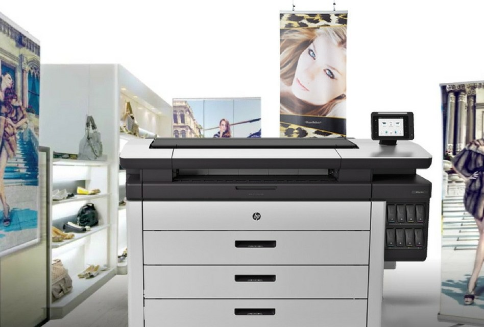 New HP PageWide media for sign and display applications