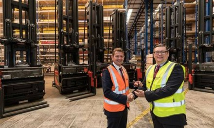 Antalis invests in new trucks