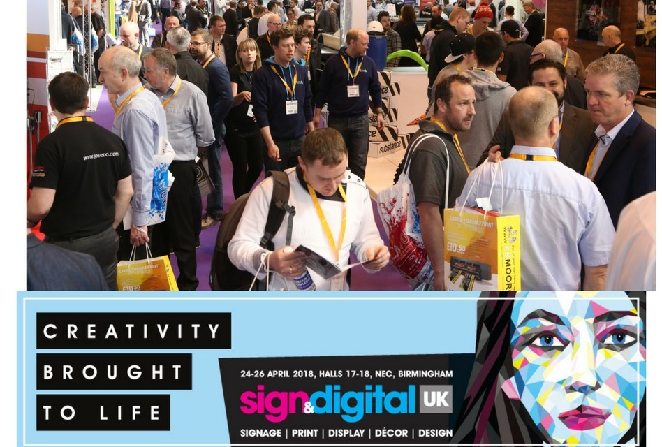 Sign & Digital UK to evolve in 2018