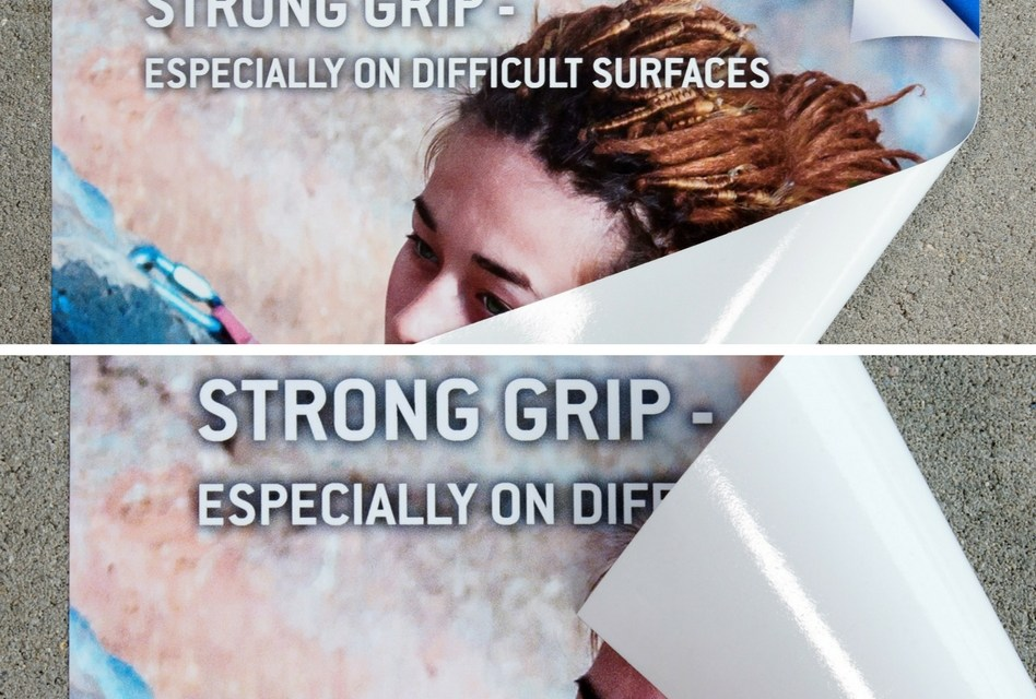 Stick it up with Neschen's Solvoprint performance wall-grip