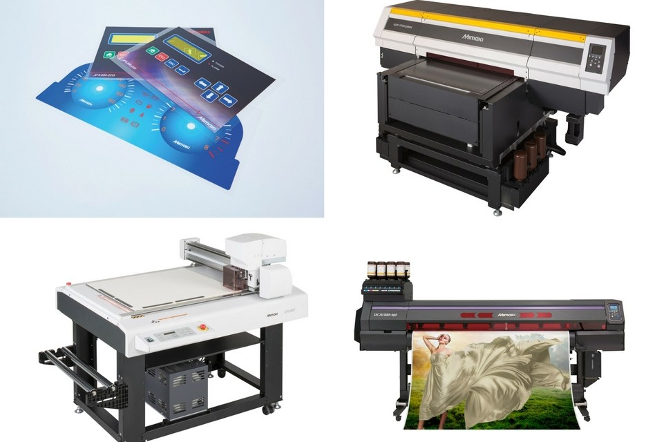 Mimaki heads to InPrint
