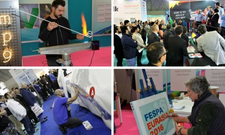 Interactive features confirmed for FESPA Eurasia, 2017