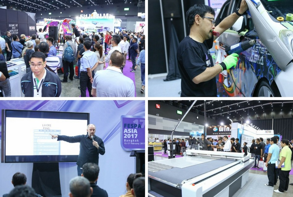 FESPA returns to Bangkok in February 2018