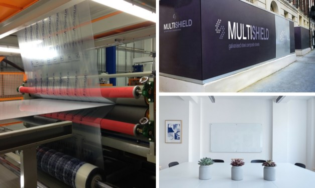 Perspex Distribution offers new Multishield options