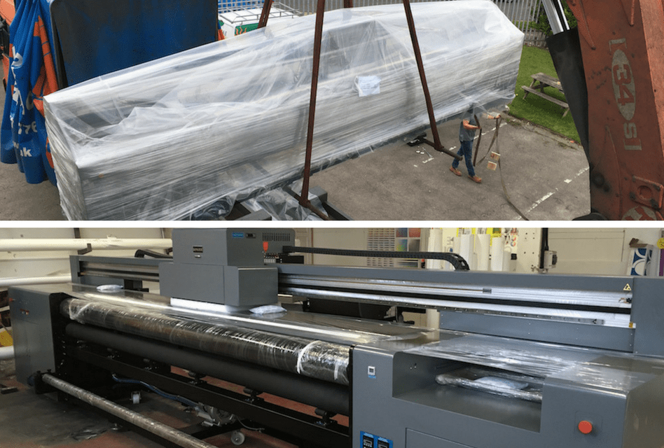Quality Print Services introduces the Longier RU3200 printer