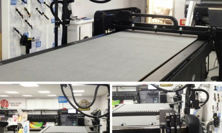 Art Systems installs the Summa F1330 in its demo suite