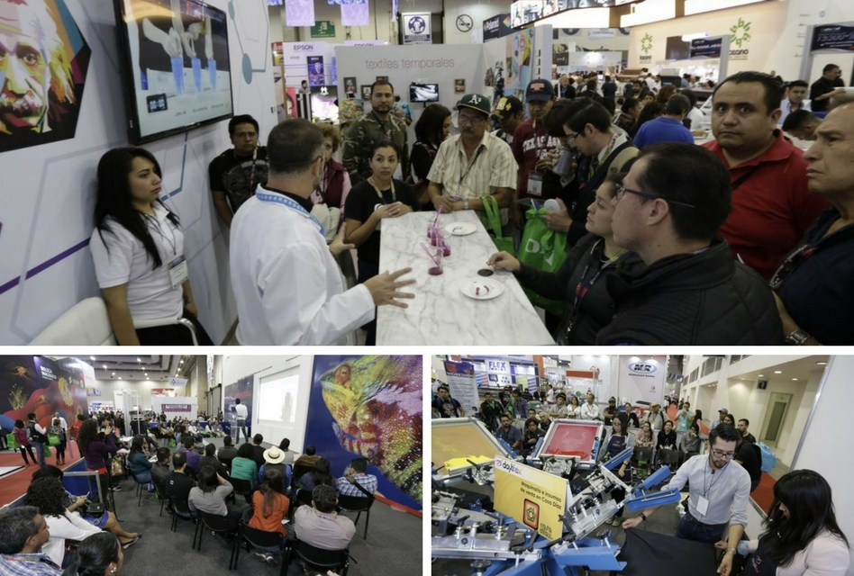 Visitors display strong buying intent at FESPA Mexico 2017